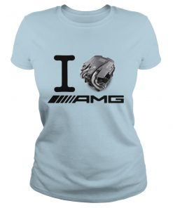 I love AMG Engine Men Premium T-Shirt