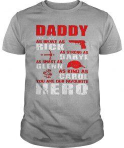 Daddy Rick Daryl Glenn Carol Hero T-Shirt