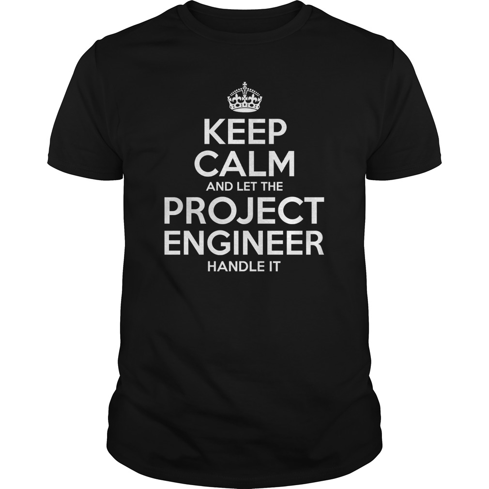 Project Engineer T-Shirt