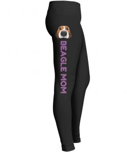 Beagle Mom Legging