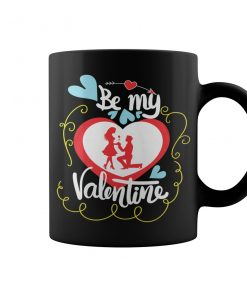 Be My Valentine The Sweet Heart Love Coffee Mug