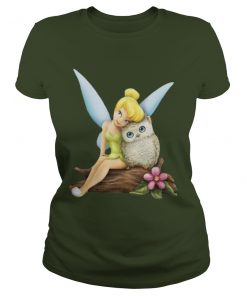 Tinker Bell And Owl Forever T-Shirt