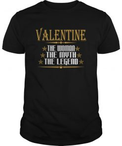 The Legend Happy Valentine's Day T-Shirt