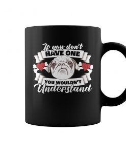 Pug Dog Coffee Mug