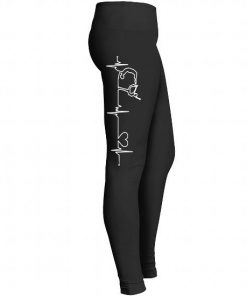 Yoga Heartbeat Legging