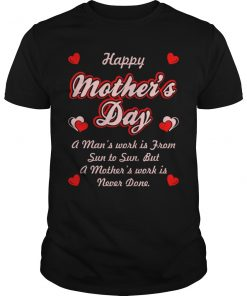 Happy Mothers Day Mother T-Shirts