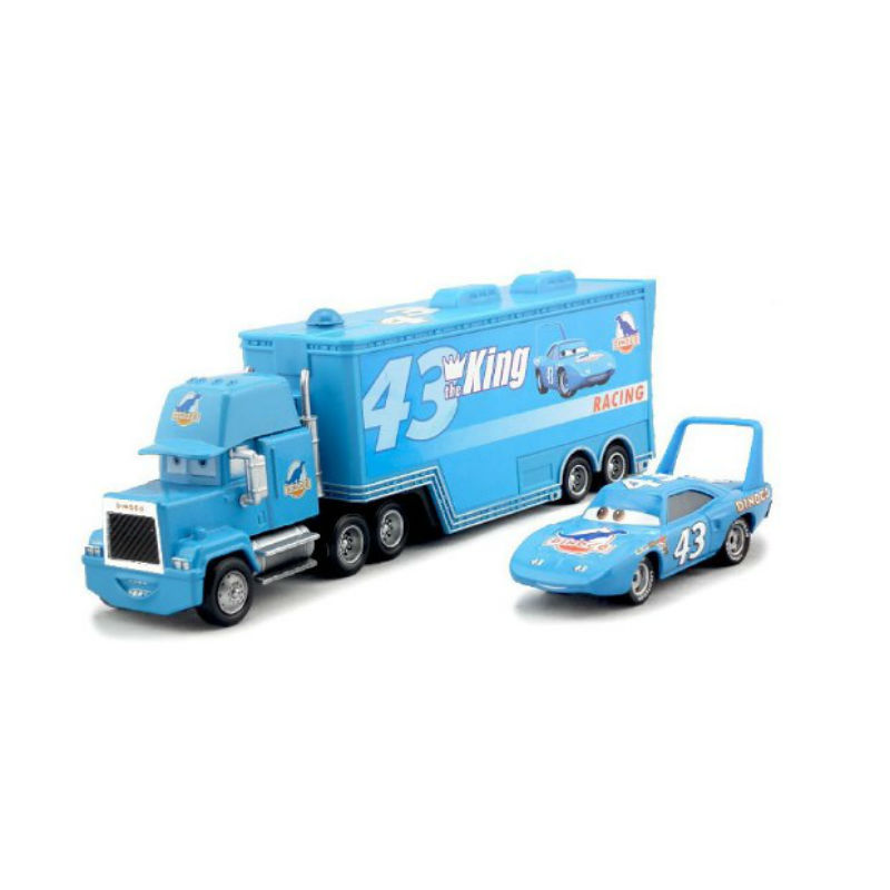Disney Pixar Cars The King Dinoco 43