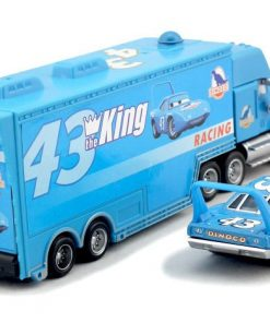 Pixar Car No 43 The King