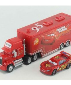 Pixar Car No 95 Lightning Mc Queen