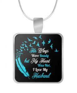 Husband Necklace Gift
