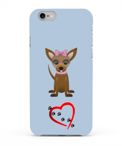 Puppy Love Phone Case