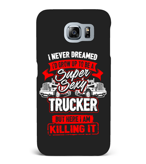 Super Trucker Phone Case