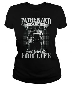 Father And Son Best Friends For Life TShirt