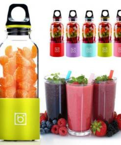 Portable Juicer Cup Safety