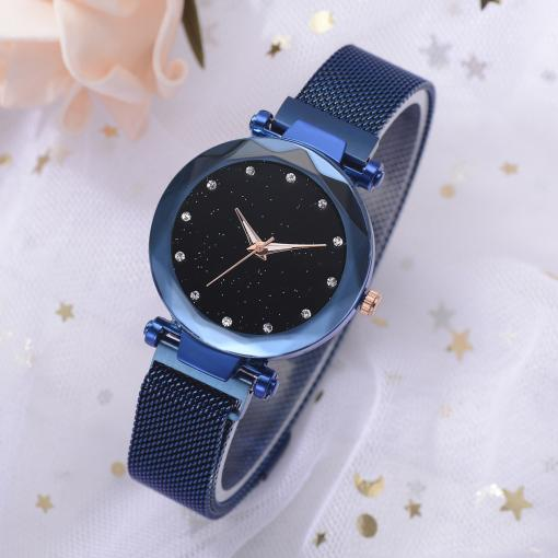 Starry Sky Magnetic Watches