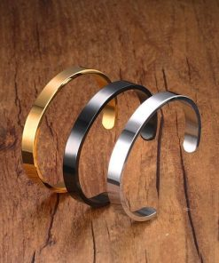 Bangle Bracelet Stainless Steel